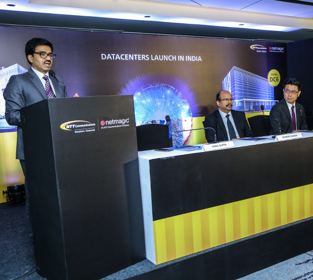 Netmagic DC Launch 2018