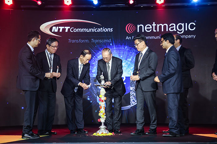 Netmagic DC Launch 2018 - NeoNiche Integrated Solutions Pvt