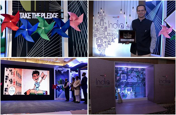 Network18 India Hoga Clean 2018
