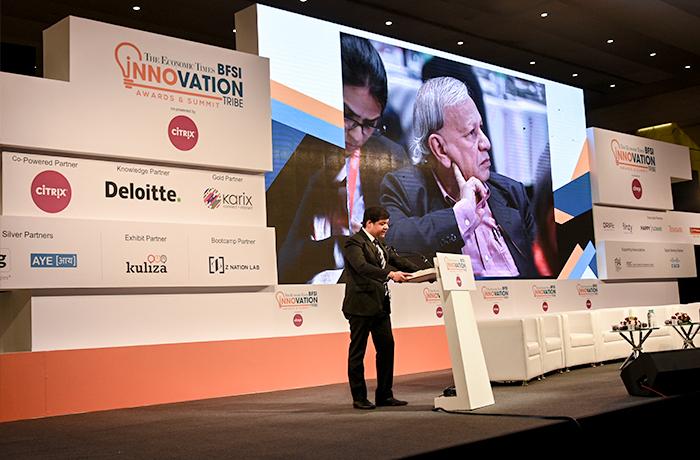 Economic Times BFSI Innovation Tribe 2018
