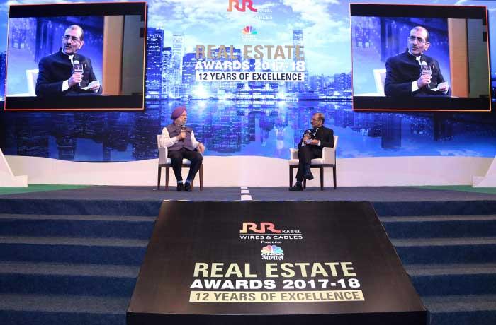 CNBC Real Estate awards 2018
