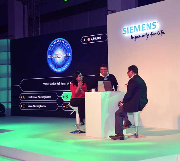 Siemens SIBC and Finance Days 2018