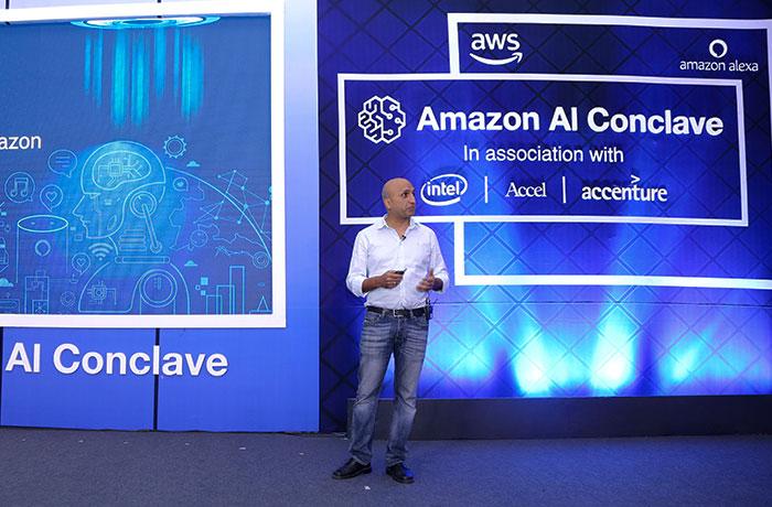 AWS AI Conclave 2018