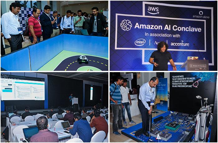 Amazon AI Conclave 2018