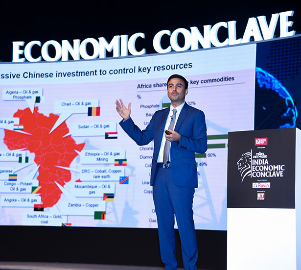 The Times Network India Economic Conclave 2018