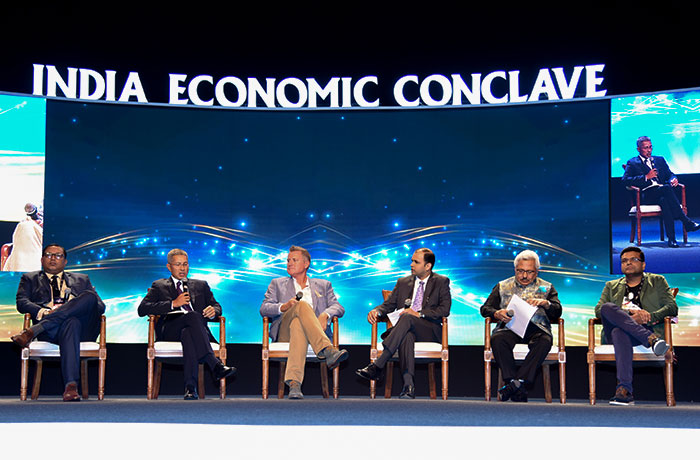 Times Network - India Economic Conclave 2018
