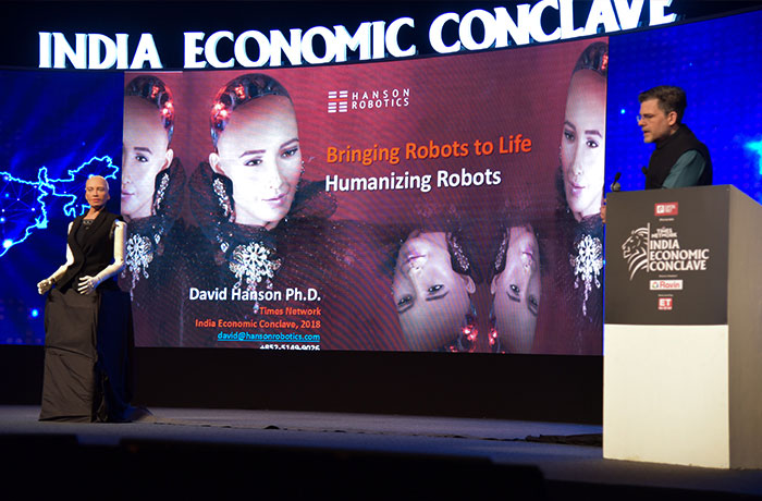 Times Network – India Economic Conclave 2018