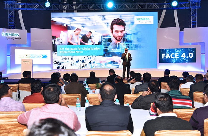 Siemens F.A.C.E. and F.A. conference