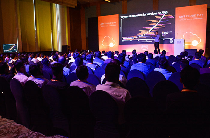 AWS Cloud Day Ahmedabad 2019