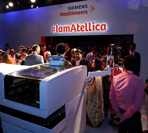 Siemens Healthineers Atellica Launch 2019
