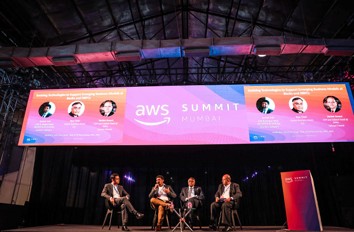 Amazon Web Services (AWS) Summit 2019