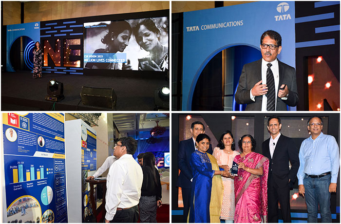 Tata Communications Event Managed by NeoNiche