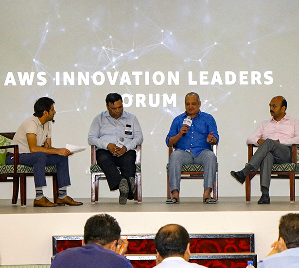 AWS India Innovation Leaders Forum 2019