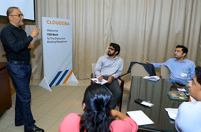 Cloudera Executive Business Roadshow 2019