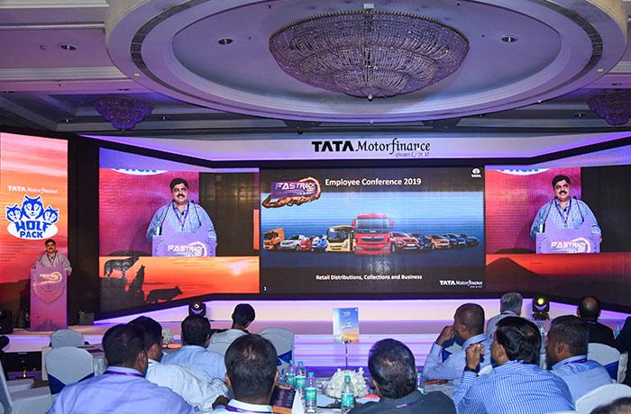 Tata Motor Finance - Employee Business Conference 2020