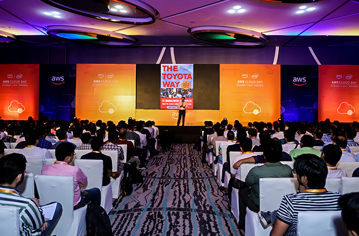 AWS Cloud Day 2019