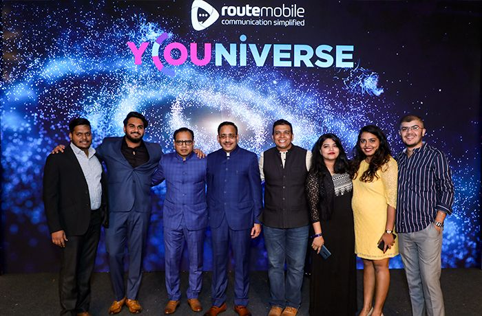 Route Mobile – Youniverse 2020 - Corporate Event by NeoNiche